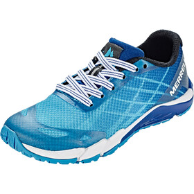 Merrell M-Bare Access Shoes Kinder blue